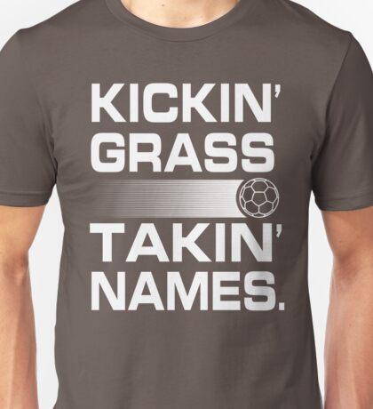Kickin' Grass, Takin' Names T-Shirt