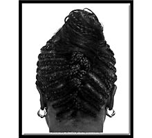 Braids Photographic Print