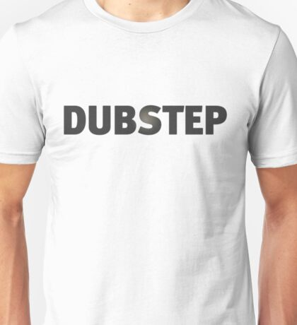 Basic Dubstep Shirt - Black Unisex T-Shirt