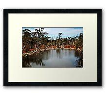 Gorden River Framed Print