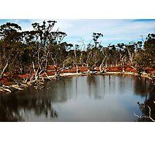 Gorden River Photographic Print