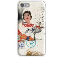 COMETA 57 iPhone Case/Skin