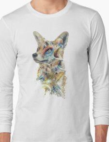 Heroes of Lylat Starfox Inspired Classy Geek Painting Long Sleeve T-Shirt