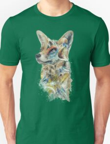 Heroes of Lylat Starfox Inspired Classy Geek Painting T-Shirt