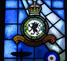 Fighter Squadron 234, R.A.F. by wiggyofipswich