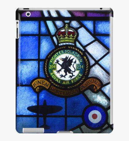 Fighter Squadron 234, R.A.F. iPad Case/Skin