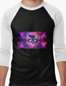 Sweet Cat Men's Baseball ¾ T-Shirt
