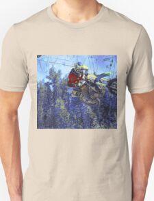 Motocross Dirt-Bike Championship Race Unisex T-Shirt