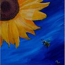 Summer Sun Bee Fun by Kari Sutyla