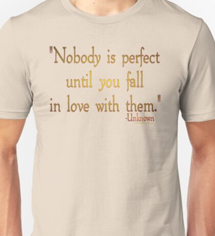 LOVE WITH THEM Unisex T-Shirt