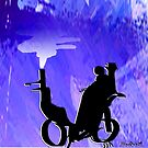 Steam Rikshaw by mindprintz