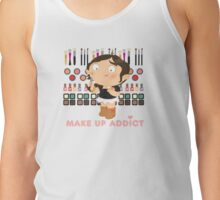 Make up addict Tank Top