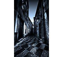Alley of broken hearts challenge Photographic Print