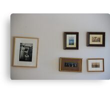 Pictures Canvas Print