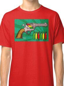 Chili POW POW!! ( Verde ) Classic T-Shirt