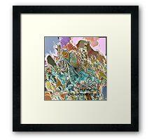 ( LITTLE   BRAT )  ERIC  WHITEMAN  )   Framed Print