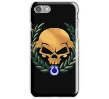 SM Skull iPhone Case/Skin