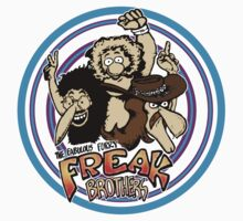 Fabulous Furry Freak Brothers! by Jeff East