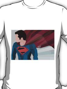 Superman Geometry T-Shirt