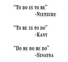 Do Be Do Sinatra by AmazingMart
