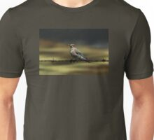 Female Mountain Bluebird Unisex T-Shirt