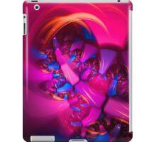 Purple Plastic iPad Case/Skin