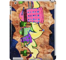 City Park - walking the humans iPad Case/Skin
