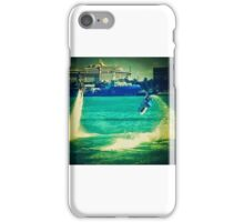 Freestyle watersports iPhone Case/Skin