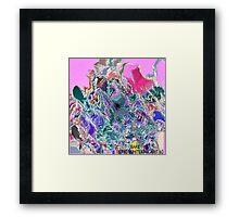 ( BAKE  )   ERIC WHITEMAN  ART  Framed Print
