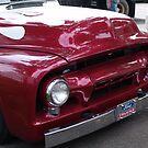 1954 Ford by Soulmaytz