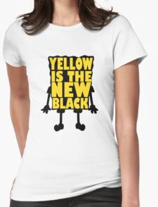 Yellow is the New Black T-Shirt