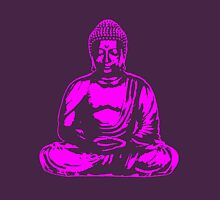 BUDDHA-2 (PURPLE) Unisex T-Shirt