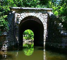 Water Under The Bridge by Benjamin Sloma