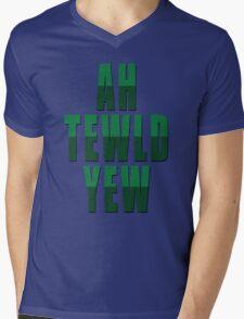Ah Tewld Yew! Mens V-Neck T-Shirt