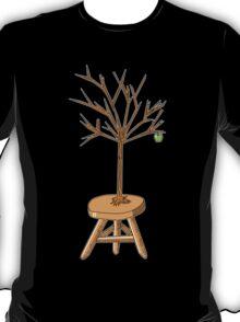 Wacky Design - Tree-stool T-Shirt