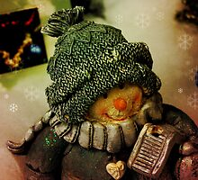 Holiday Greetings 2 by Lorren Hix