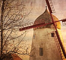 The Windmill by CarolM