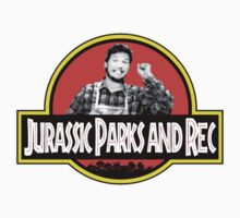 Jurassic Parks and Rec by erinaugusta