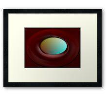egg fender Framed Print