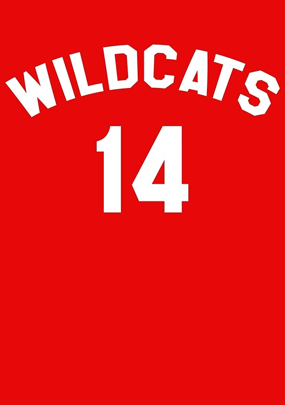 Quot High School Musical Wildcats Quot By Robynejeffrey Redbubble