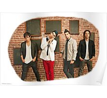 Marianas trench design #2 Poster