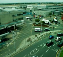 Heathrow airport  by Matt kelly.