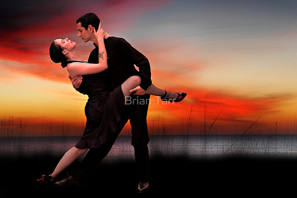 It Takes Two To Tango by Tarrby