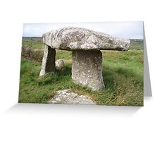 Lanyon Quoit Greeting Card