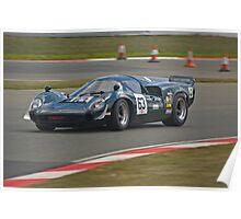 Lola T70 MK3 (Marc Devis) Poster