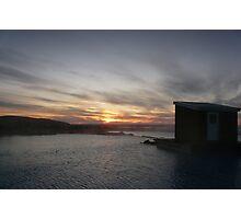 Myvatn Nature Baths Photographic Print