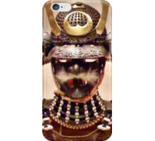 Samurai Warrior Armour iPhone Case/Skin