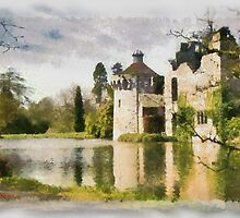 Impressions of Scotney Castle  by DonDavisUK