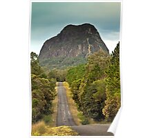 Glass House Mountains - Queensland Poster