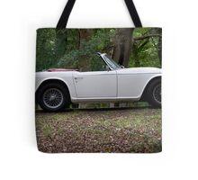 Triumph TR5 Tote Bag